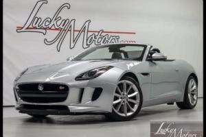 2014 Jaguar F-Type V6 S Convertible 1 Owner Clean Carfax