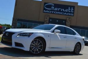 2013 Lexus LS F SPORT SEDAN * ONE OWNER * PRISTINE COND * WE FINANCE!