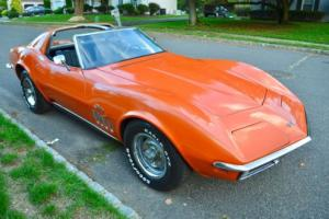 1969 Chevrolet Corvette  Coupe * T-Tops * Power Steering * NO RESERVE !!!