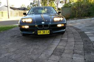 BMW 840Ci **PROJECT CAR** LONG REGO