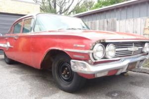 Chevrolet Impala 1960 V8 ------- May suit Chevelle, Belair, Camaro. for Sale
