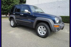 2004 Jeep Liberty Sport Just 75k Original Miles