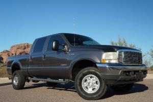 2004 Ford F-350 Lariat Crew Cab Short Bed 4WD