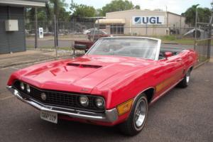 1970 ford gt torino convertable