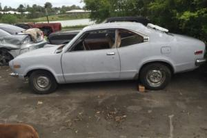 Mazda Rx3 Coupe USA Genuine 12A Now RHD No Rust Ever Project Mostly Complete