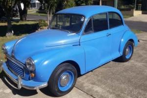 1959 Morris Minor 2 Door Coupe