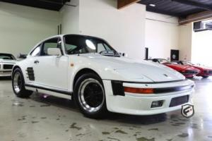 1984 Porsche 911 TURBO Slantnose Photo