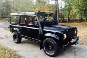 1989 Land Rover Defender Photo