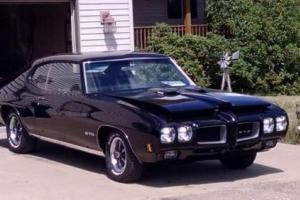 1970 Pontiac GTO RAM AIR III Photo