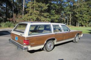1982 Mercury Other Grand Marquis Colony Park