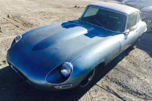 1968 Jaguar E-Type XKE 2+2