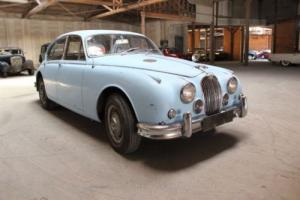 1967 Jaguar Mark II 340