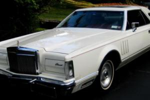 Lincoln : Continental MARK III