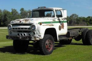 1956 Ford Other F-800 Big Job