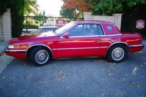1989 Chrysler Other Chrysler TC by Maserate