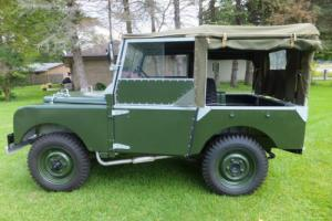 1951 Land Rover Other 80 INCH