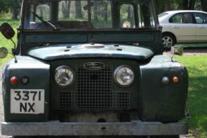 1958 Land Rover Other