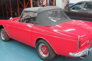 1968 Sunbeam TIGER MK II MK II Photo