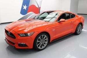 2016 Ford Mustang GT PREM 5.0 CLIMATE LEATHER