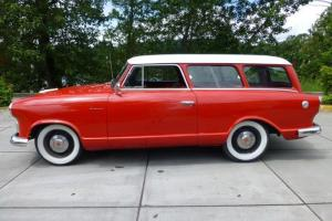 1959 Rambler American Super 2 Door Wagon