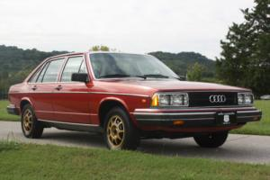 1980 Audi Other Photo