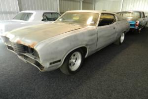 FORD LANDAU COUPE/ SUITS RESTORATION....NEAR COMPLETE...XA XB XC COUPE