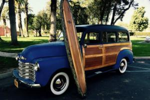 1952 Chevrolet Other Woody