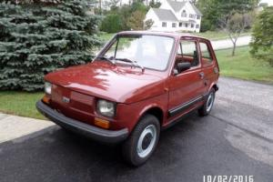 1984 Fiat Other 126p