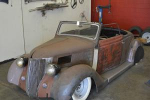 1936 Ford Other patina