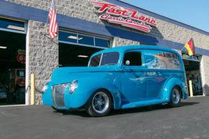 1940 Ford Panel Truck Panel Truck