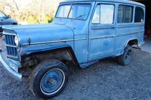 1959 Willys wagon Photo