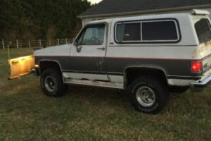 1989 GMC Jimmy Full size