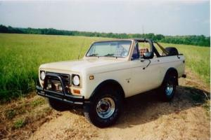 1979 International Harvester Scout