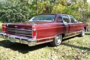 1978 Lincoln Town Car Photo