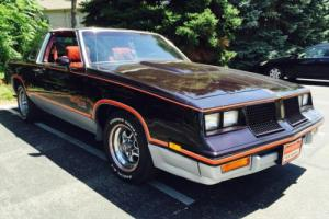 1983 Oldsmobile 442 coupe