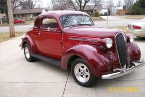 1937 Plymouth Other Business Coupe Street Rod