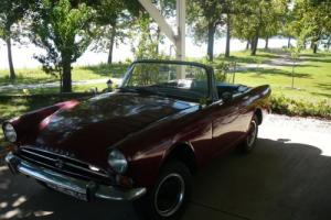 1965 Sunbeam TIGER Mk 1A Photo