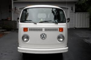 1975 Volkswagen Bus/Vanagon Campmobile
