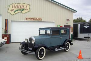 1931 Ford Model A WHIPPET