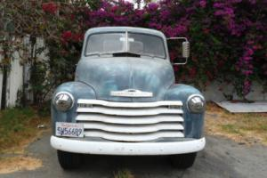 1949 Chevrolet Other Pickups 3100 3600 3800 C10 SHOP TRUCK PATINA