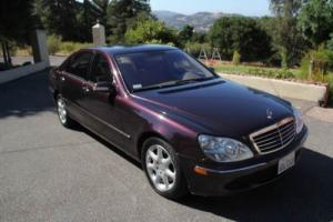 2006 Mercedes-Benz S-Class S430 4dr Sedan 4.3L