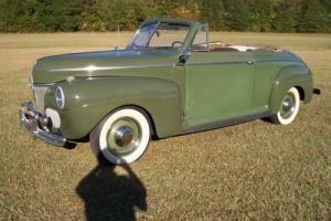 1941 Ford Other super deluxe convertible