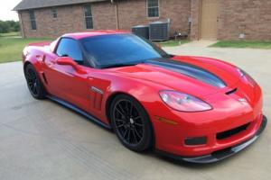 2011 Chevrolet Corvette Callaway, Grand Sport