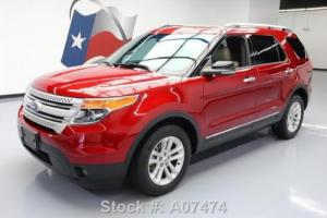 2013 Ford Explorer XLT ECOBOOST 7-PASS LEATHER NAV