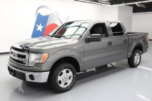 2013 Ford F-150 TEXAS CREW XLT 6PASS BEDLINER ALLOYS