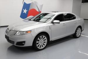 2009 Lincoln MKS CLIMATE SEATS SUNROOF NAV 20'S