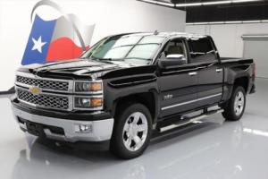 2014 Chevrolet Silverado 1500 SILVERADO TEXAS CREW LTZ LEATHER NAV