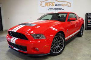 2011 Ford Mustang 2dr Coupe Shelby GT500