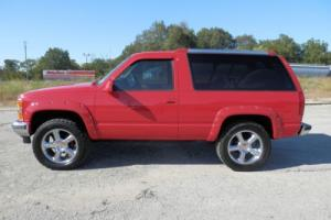 1995 Chevrolet Tahoe Photo
