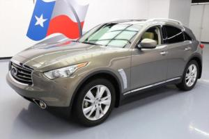 2013 Infiniti FX PREMIUM SUNROOF NAV 360-CAM 20'S Photo
